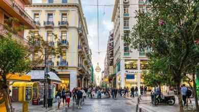 صورة الحكومة تعلن عن خطة لإغلاق بعض الشوارع في أثينا امام السيارات
