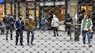 صورة كورونا: الاتحاد الأوروبي – ما هي الدول التي تم إغلاقها