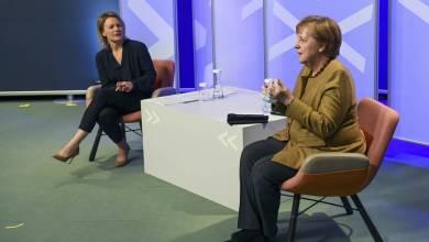 صورة ألمانيا: حذرت ميركل من موجة ثالثة لفيروس كورونا المستجد خلال فصل الشتاء
