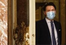 صورة استقالة جوزيبي كونتي اول حكومة إيطالية – ضحية فيروس كورونا