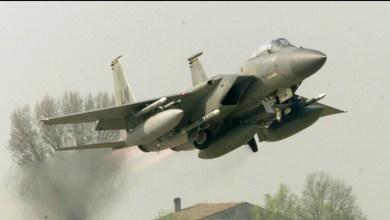 صورة قلق تركي من إرسال السعودية طائرات F 15 إلى جزيرة كريت اليونانية