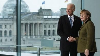 صورة ميركل تدعو بايدن لزيارة برلين – ما قالوه عبر الهاتف
