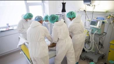 صورة فيروس كورونا: مخاوف بشان الحمل الفيروسي في اتيكا