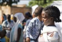 صورة منظمة العفو الدولية تدين مذابح لمئات المدنيين وجرائم الحرب في تيغري