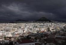 صورة الطقس: هطول امطار في معظم انحاء البلاد اليونانية
