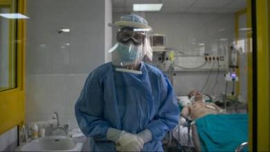 صورة فيروس كورونا: مخاوف بشان النظام الصحي بعد قفزة انتشار الطفرات