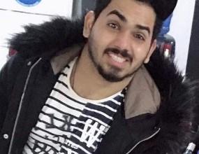 صورة فقدان الشاب شكران علاء محمد اثناء الهجرة الى اوروبا