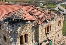 صورة زلزال الاسونا: 520 منزل غير صالح للسكن ويستمر تسجيل الاضرار