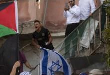 صورة اسرائيل: اصابات واعتقالات خلال مواجهات بالقدس الشرقية