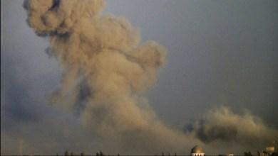 صورة روسيا تضرب قاعدة ارهابية ومقتل ما لا يقل عن 200 شخص