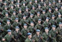 صورة انطلاق تدريبات مشتركة لقوات خاصة روسية وباكستانية في جنوب روسيا