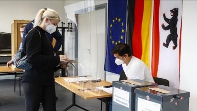 صورة انطلاق الانتخابات التشريعية في ألمانيا