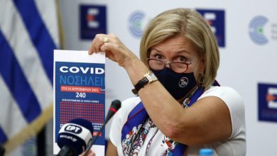 صورة الخبراء يحذرون من ارتفاع حالات الإصابة في شمال اليونان