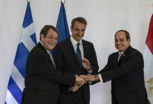 صورة ميتسوتاكيس: اليونان وقبرص ومصر تتوافق على إدانة تصرفات تركيا في المنطقة