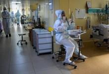 صورة اليونان : 3279 إصابة جديدة بفيروس كوفيد