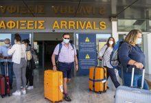 صورة السياحة الوافدة الى اليونان تقفز 80٪ حتى نهاية أغسطس