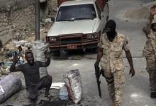 صورة اختطاف 17 من المبشرين المسيحيين الأمريكيين وأعضاء أسرهم في هايتي