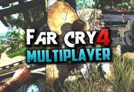 شاهد عروض اللعب الجماعى بلعبة Far Cry 4
