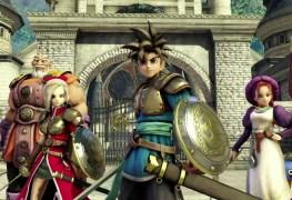 هل ستصدر لعبة Dragon Quest Heroes على منصة PC