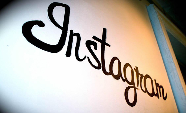 instagram-sign انستاجرام