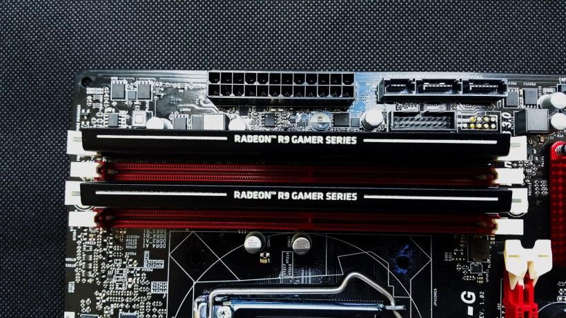 Asrock B150M Combo G DDR3