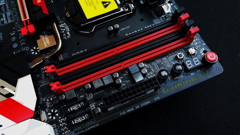 Gigabyte Z170X Gaming G1 DDR4