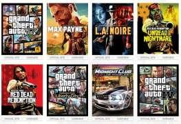 روكستار ترقبوا الإعلان عن عنوايننا الجديدة وأداء قوى للعبة GTA V
