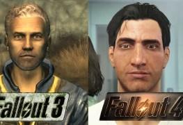 بالفيديو كيف تبدو رسوميات Fallout 4 مقارنة برسوميات Fallout 3