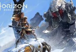 إشاعة تأجيل أفضل حصريات PS4 لعبة Horizon Zero Dawn لعام 2017