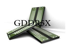 ذاكرة GDDR5X