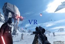 لعبة Star Wars: Battlefront VR مع نظارة PSVR