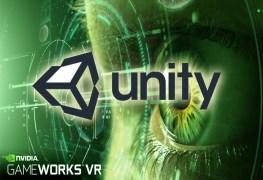 مجموعة تطوير الواقع الافتراضي انفيديا VRWorks