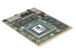 بطاقة Quadro M5500M