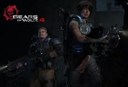 رسمياً سيتم إطلاق لعبة Gears of War 4 بشهر أكتوبر المقبل