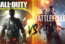 ولأول مرة بالتاريخ Call of Duty تخسر المنافسة أمام Battlefield