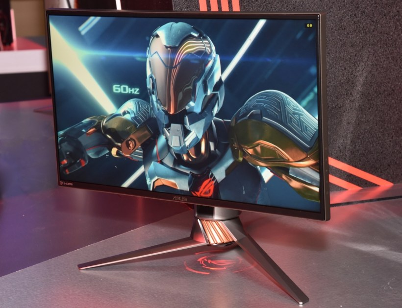 شاشة ROG Swift PG258Q من ASUS