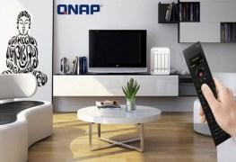 وحدة تخزين شبكي QNAP NAS