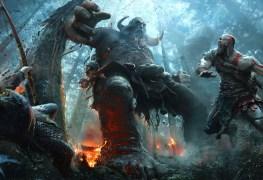 احداث لعبة God of War الجديدة كانت على وشك أن تدور بداخل مصر