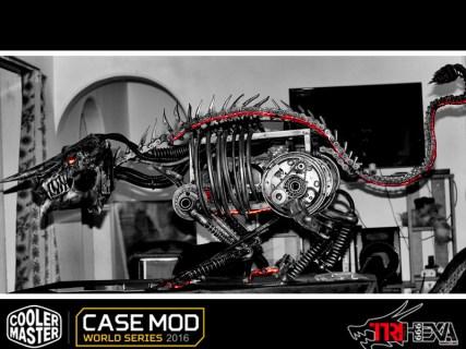منافسة Case Mod World Series 2016 من Cooler Master