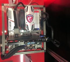 بطاقة MSI GTX 1080 30th Anniverary Edition
