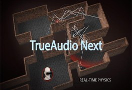 تقنية AMD TrueAudio Nex