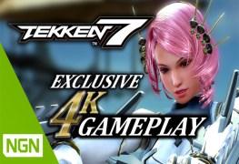 لعبة Tekken 7