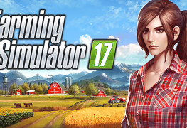 لعبة Farming Simulator 17