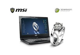 أجهزة MSI Workstation المحمولة