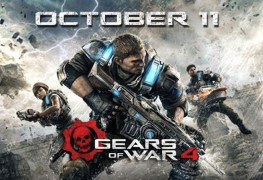لعبة Gears of War 4