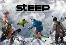 لعبة Steep