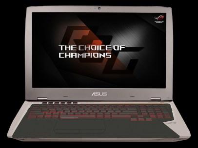 الجهاز المحمول ASUS ROG G701VI
