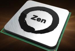 نتائج نسخة هندسية من معالج AMD Ryzen