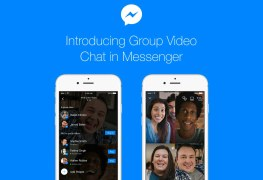 Group Video Messenger فيسبوك