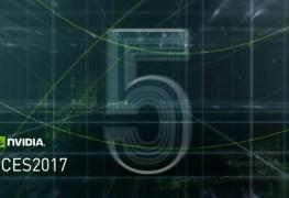 انفيديا ضمن معرض CES 2017